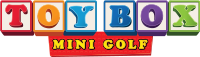 Toy Box Golf Mini Golf Logo